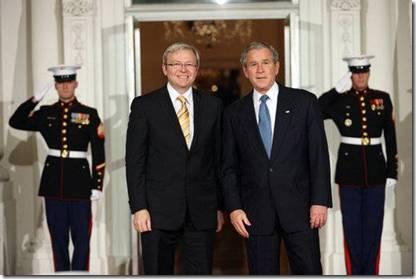 Bush-Rudd