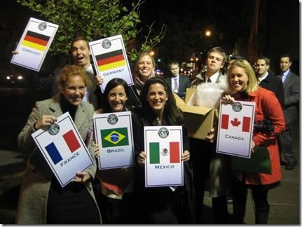 G20 volunteers