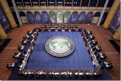 G20 bird's eye view