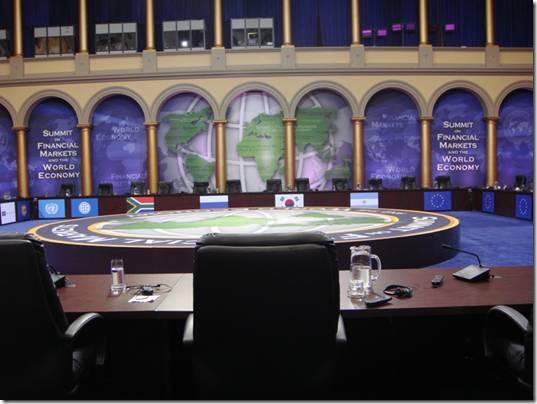 G20 President's view